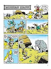 Lucky Luke Vol. 5: Western Circus