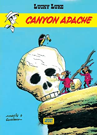 Lucky Luke Tome 6: Canyon Apache