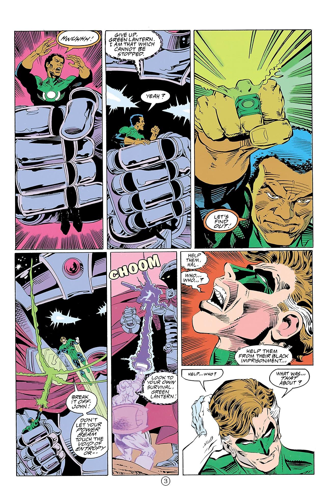 Green Lantern (1990-2004) #35
