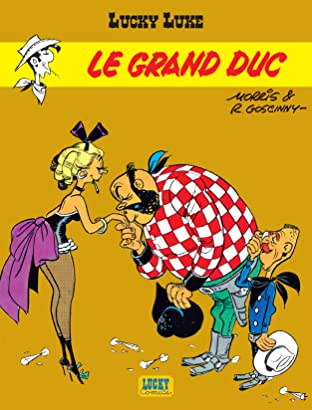 Lucky Luke Tome 9: Le Grand duc