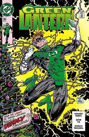 Green Lantern (1990-2004) #36
