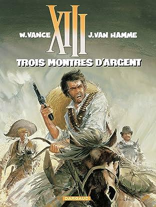XIII Vol. 11: Trois Montres d'Argent
