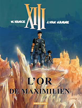 XIII Vol. 17: L'Or de Maximilien