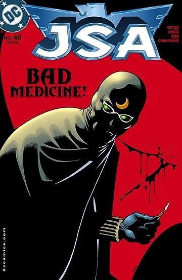 JSA (1999-2006) #40