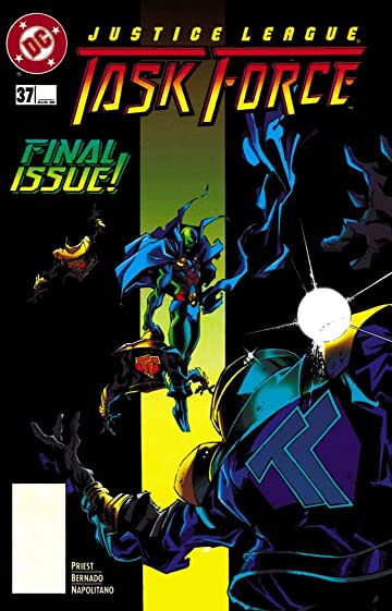 Justice League Task Force (1993-1996) #37