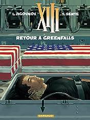XIII Vol. 22: Retour à Greenfalls