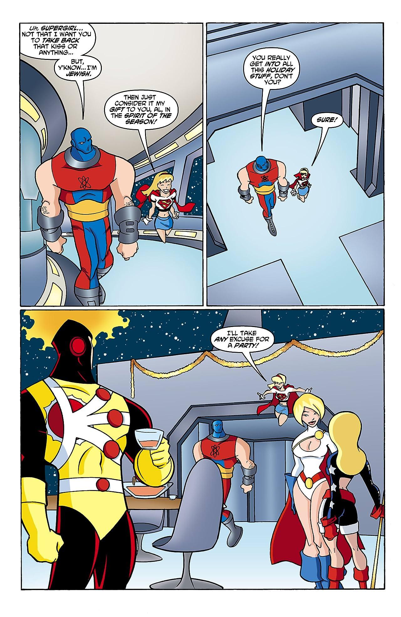 Justice League Unlimited #16