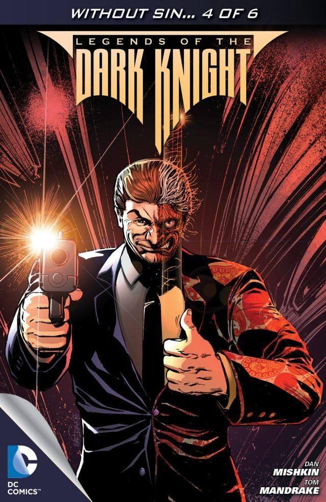 Legends of the Dark Knight (2012-) #45