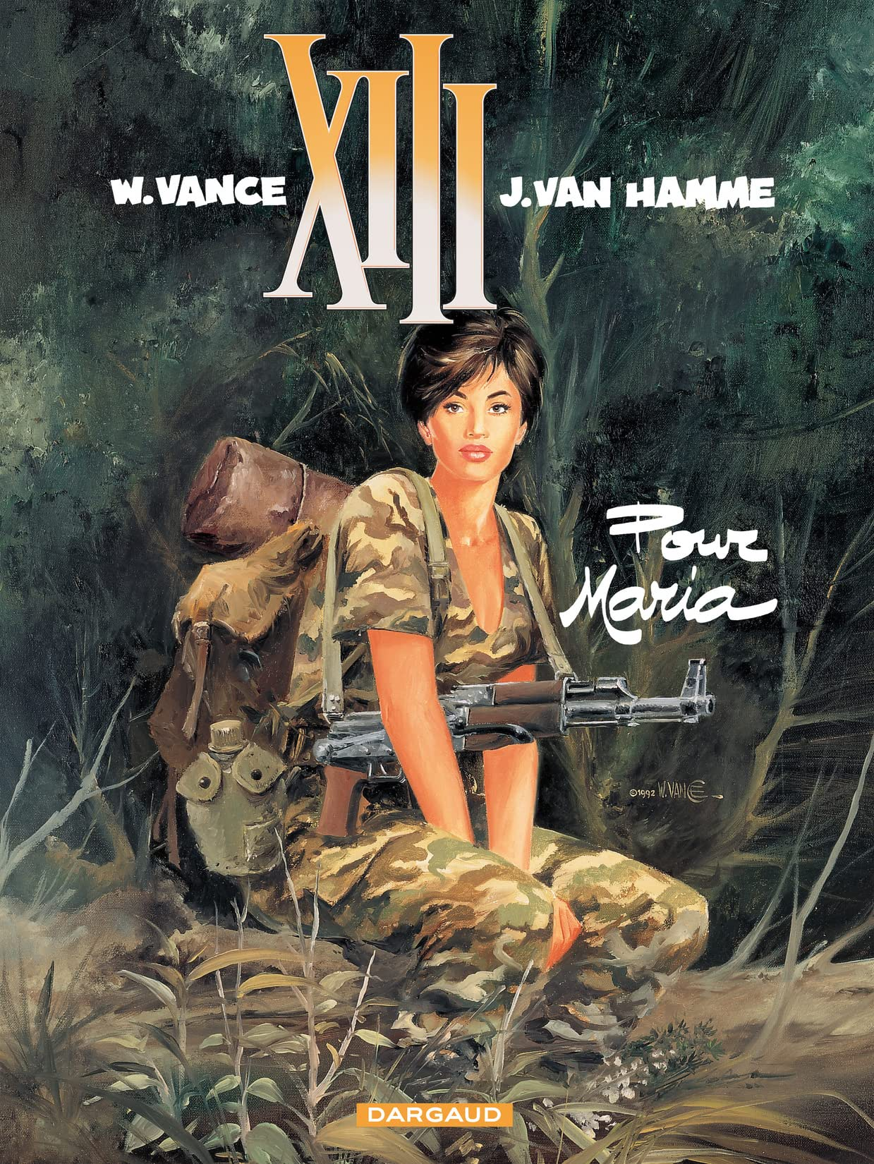 XIII Vol. 9: Pour Maria