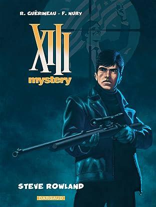 XIII Mystery Vol. 5: Steve Rowland