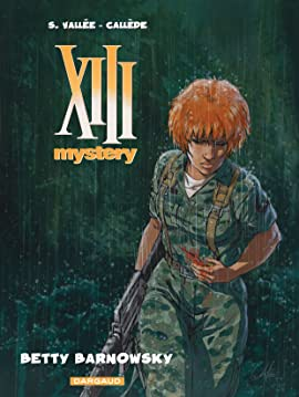 XIII Mystery Vol. 7: Betty Barnowsky