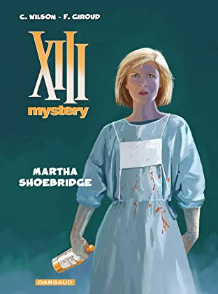 XIII Mystery Vol. 8: Martha Shoebridge
