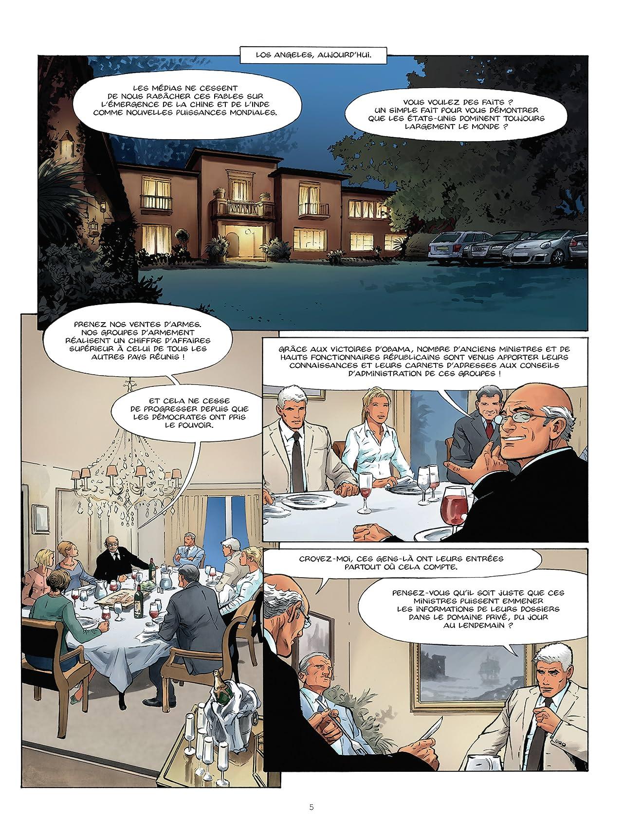 I.R.$. Vol. 15: Plus-values sur la Mort