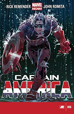 Captain America (2012-2014) No.6