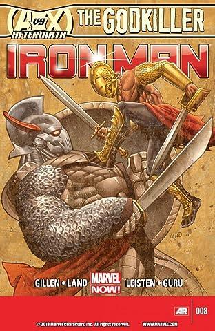 Iron Man (2012-2014) #8