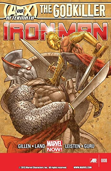 Iron Man (2012-) #8