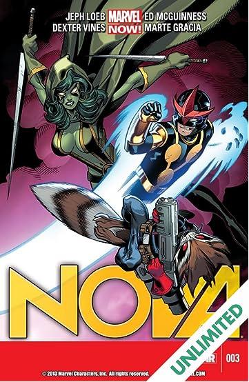 Nova (2013-2015) #3