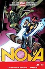 Nova (2013-) #3
