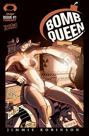 Bomb Queen No.1 (sur 4)