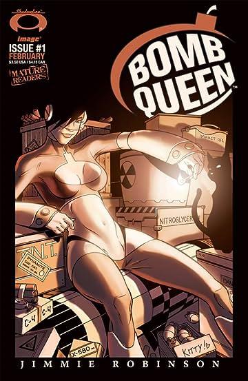 Bomb Queen #1 (of 4)
