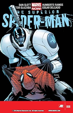 Superior Spider-Man No.8