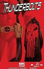Thunderbolts (2012-) #8