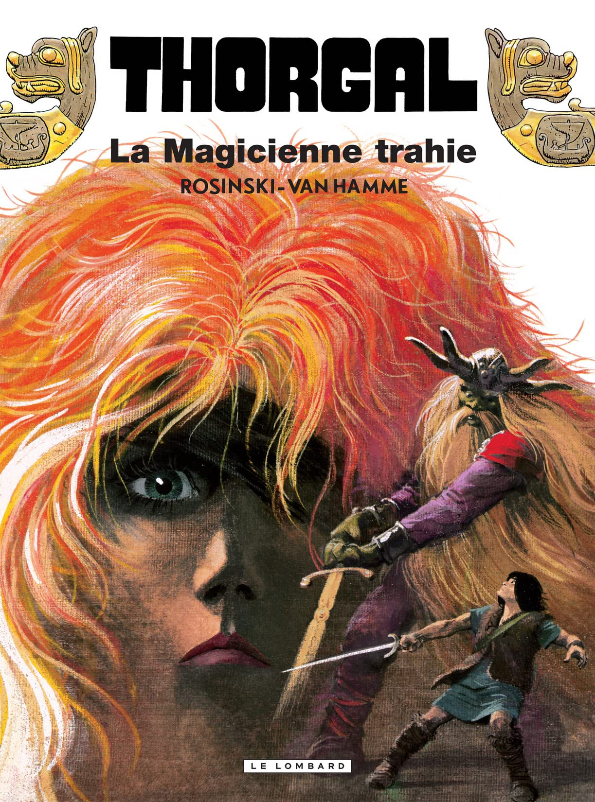 Thorgal Vol. 1: La magicienne trahie