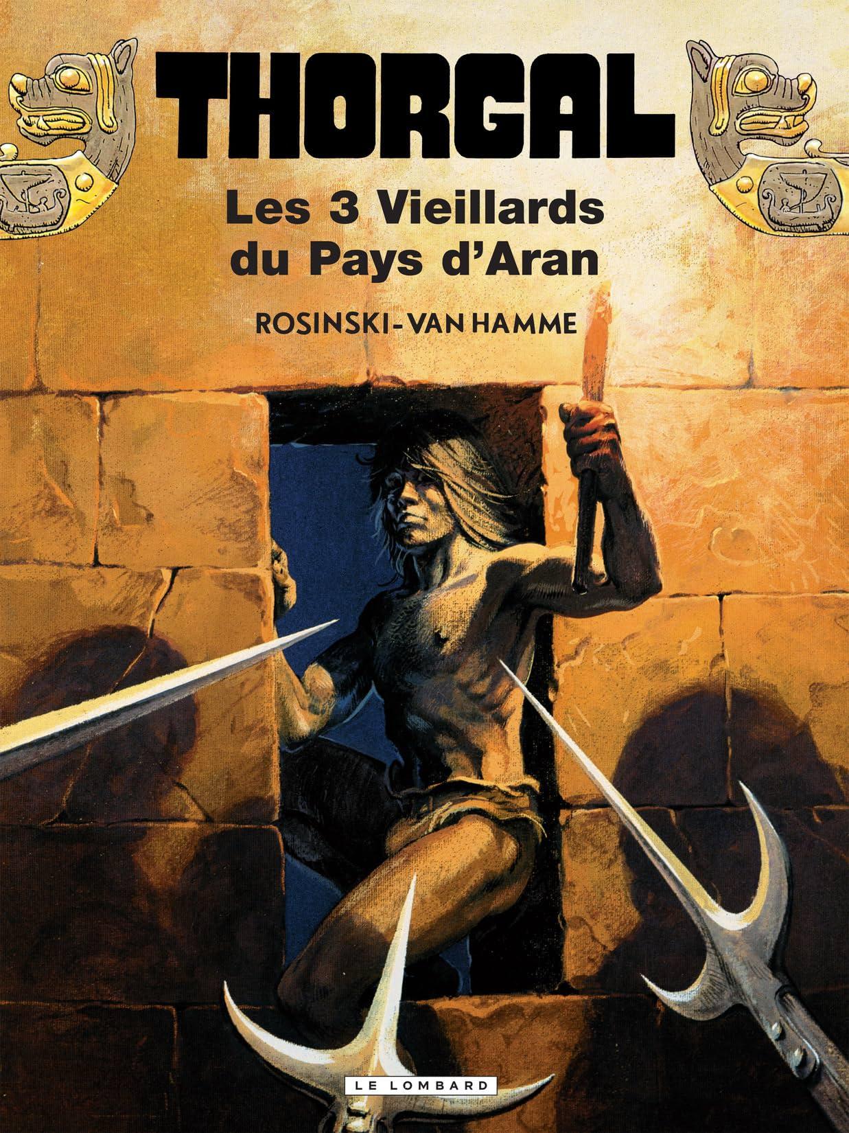 Thorgal Vol. 3: Les trois vieillards du pays d'Aran