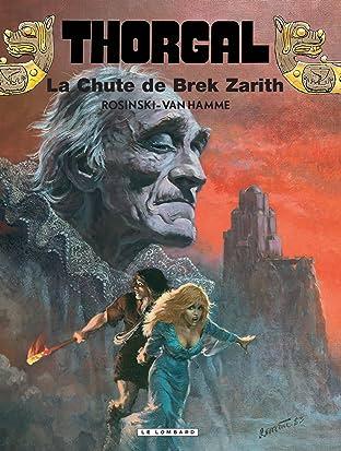 Thorgal Tome 6: La chute de Brek Zarith
