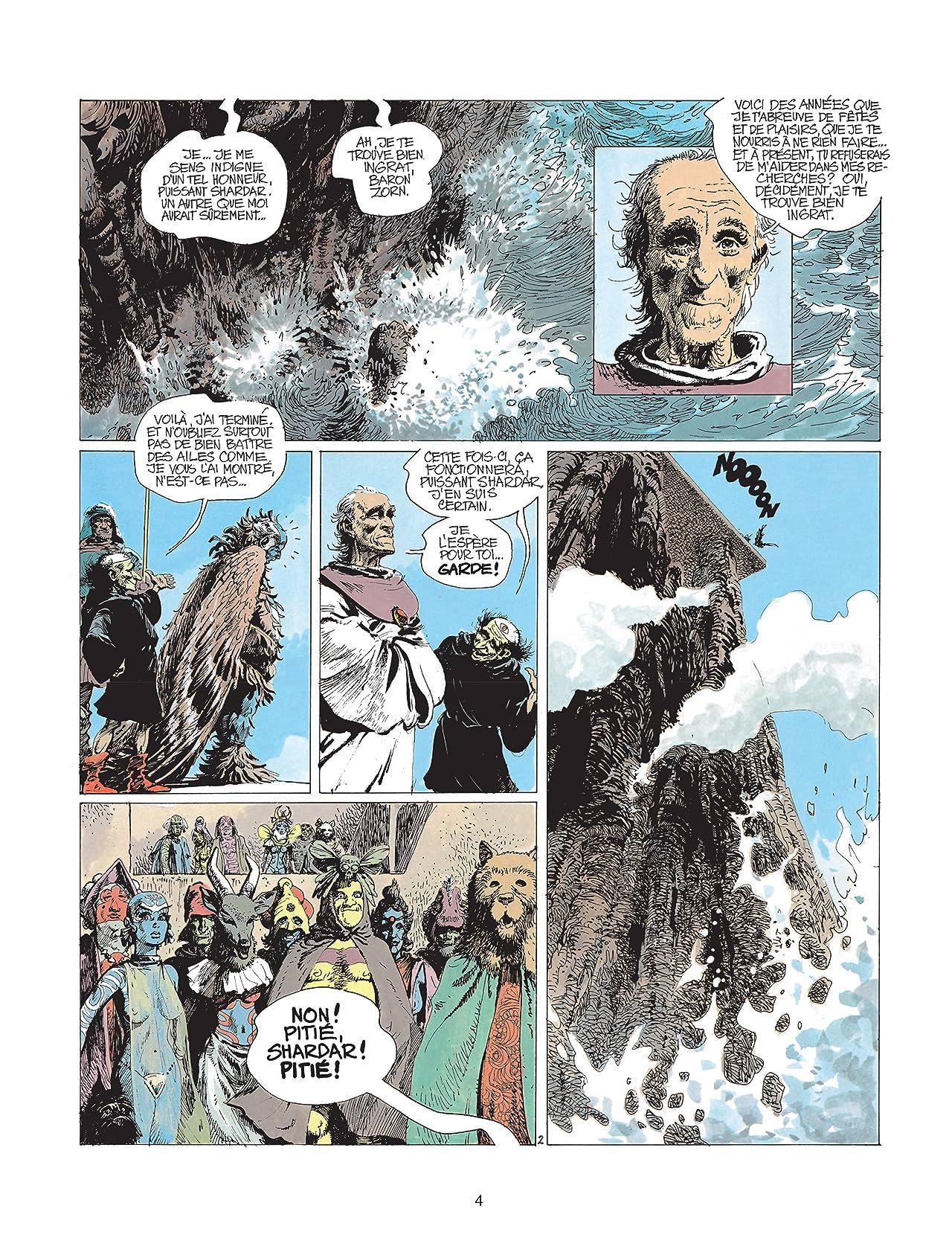 Thorgal Vol. 6: La chute de Brek Zarith