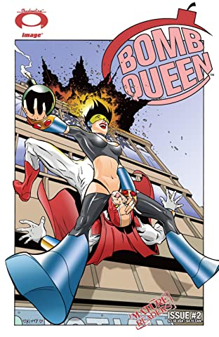 Bomb Queen No.2 (sur 4)