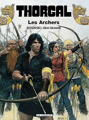 Thorgal Tome 9: Les archers