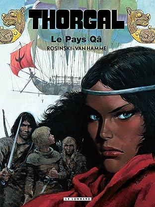 Thorgal Vol. 10: Le pays Qâ