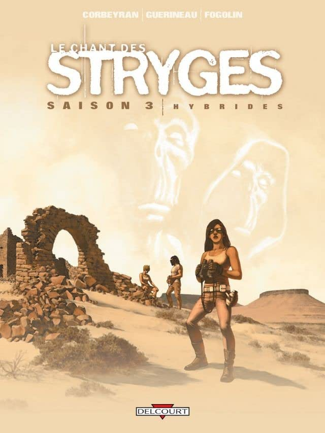 Le Chant des Stryges Vol. 15: Hybrides