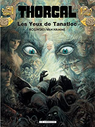 Thorgal Vol. 11: Les yeux de Tanatloc