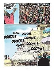Thorgal Vol. 12: La cité du dieu perdu