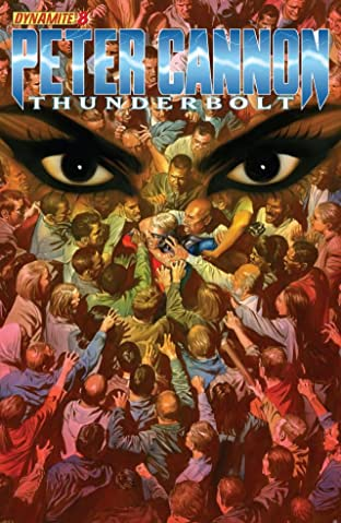 Peter Cannon: Thunderbolt (2012-2013) #8
