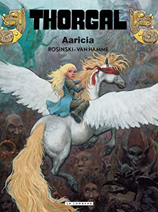 Thorgal Vol. 14: Aaricia