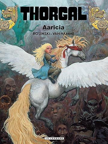 Thorgal Vol. 14: Aaricia