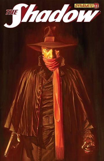 The Shadow #11: Digital Exclusive Edition