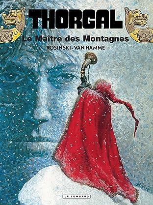 Thorgal Tome 15: Le Maître des montagnes