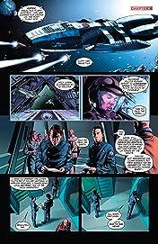 Battlestar Galactica: Season Zero #4