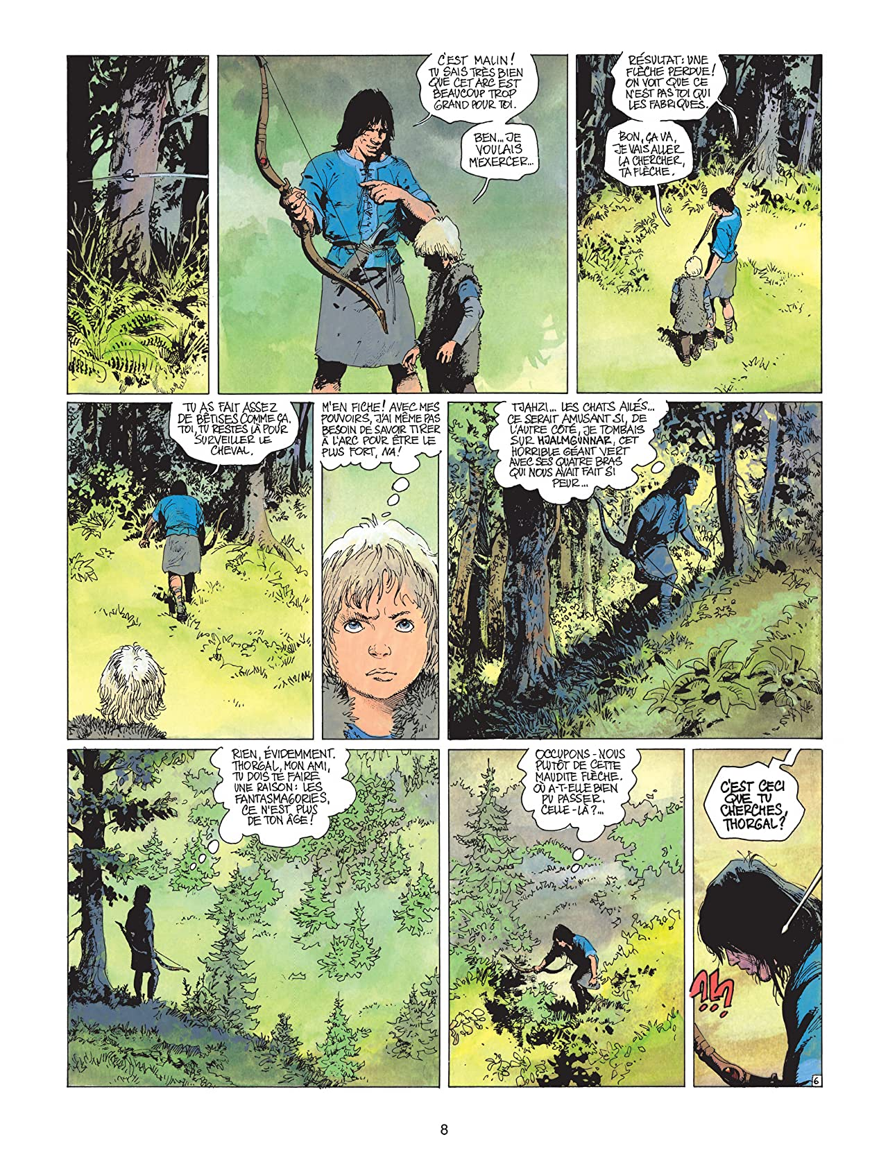 Thorgal Vol. 17: Gardienne des Clés (La)