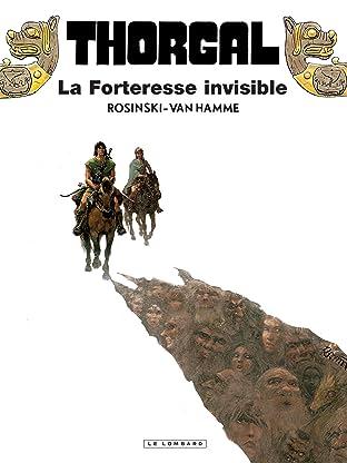 Thorgal Tome 19: La Forteresse invisible