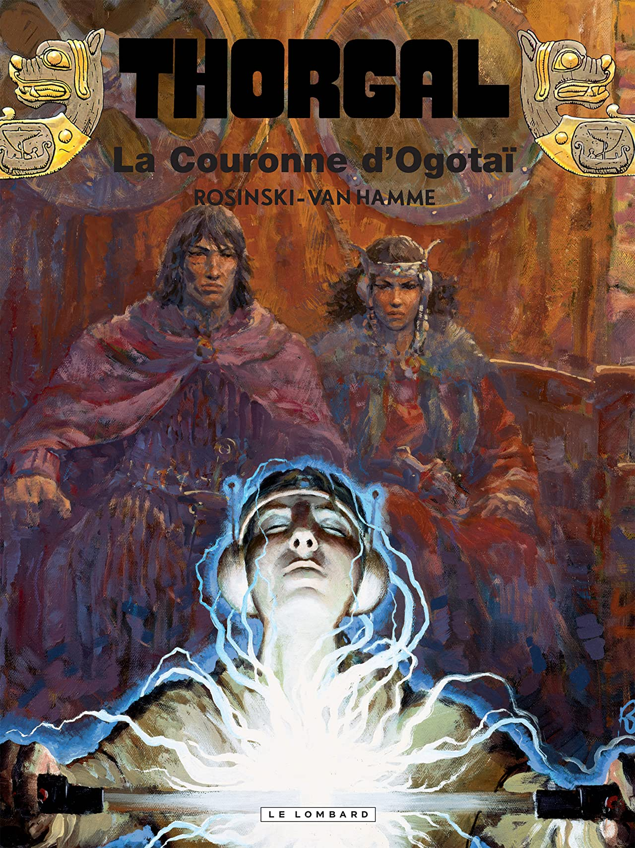 Thorgal Vol. 21: La Couronne d'Ogotaï