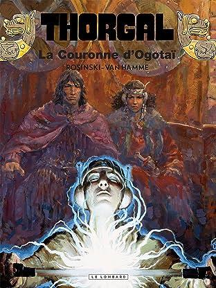 Thorgal Tome 21: La Couronne d'Ogotaï