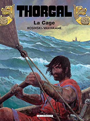 Thorgal Tome 23: La Cage