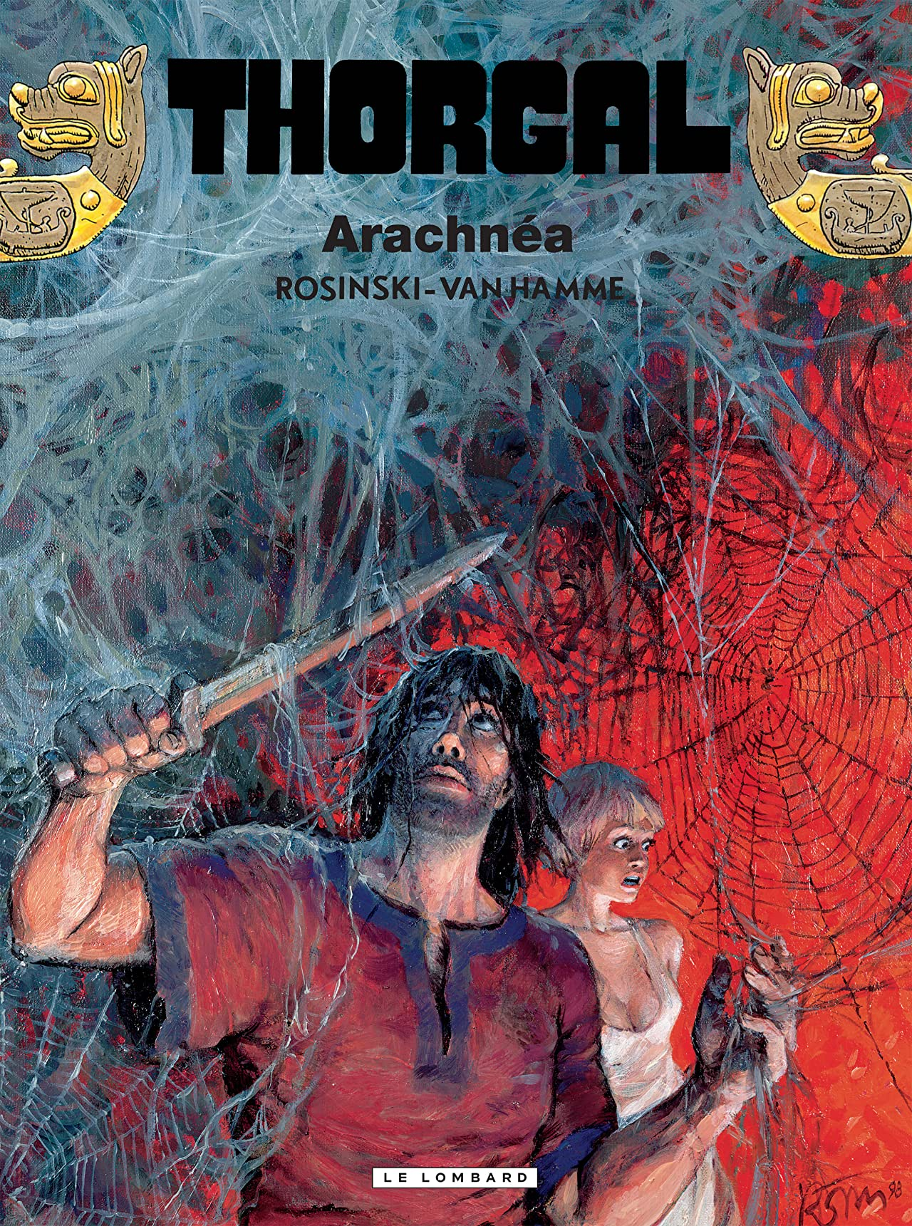 Thorgal Vol. 24: Arachnéa
