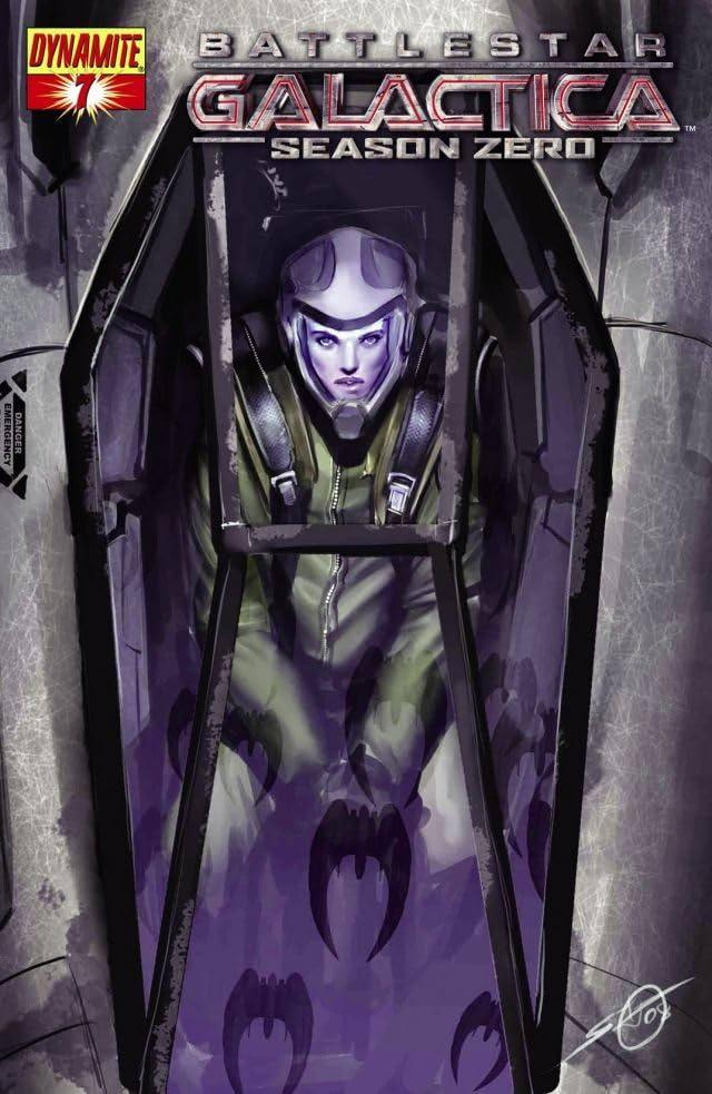 Battlestar Galactica: Season Zero #7