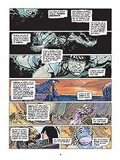 Thorgal Vol. 25: Le Mal bleu